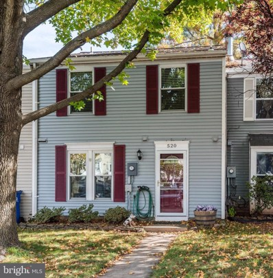 520 Riggs Court, Frederick, MD 21703 - #: MDFR272484