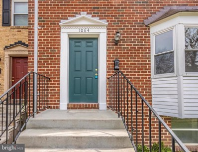 1064 E Thornhill Place, Frederick, MD 21703 - #: MDFR273756