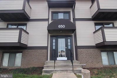 650 Heather Ridge Drive UNIT 12C, Frederick, MD 21702 - #: MDFR274368