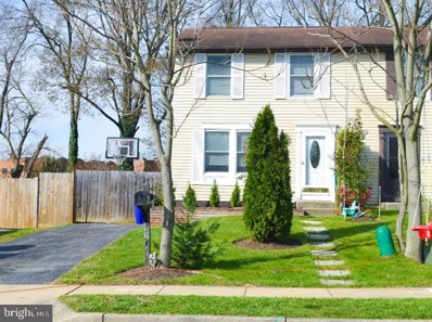 1573 Carey Place, Frederick, MD 21701 - #: MDFR274946