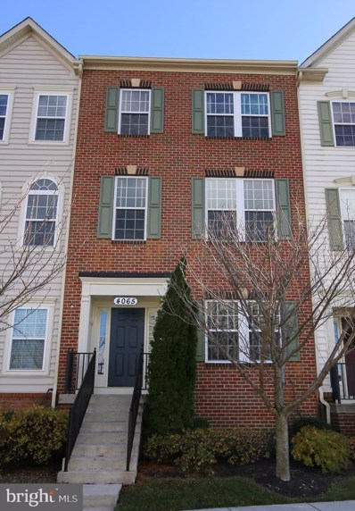 4065 Finsbury Drive, Frederick, MD 21704 - #: MDFR275422