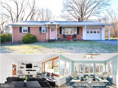 4829 Mount Zion Road, Frederick, MD 21703 - #: MDFR275946