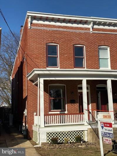 207 W South Street, Frederick, MD 21701 - #: MDFR277432