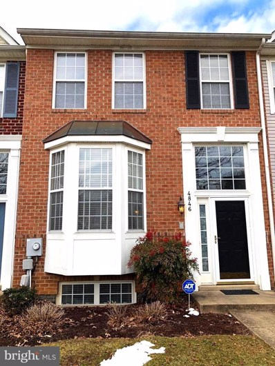 4846 Marsden Place, Frederick, MD 21703 - #: MDFR277438