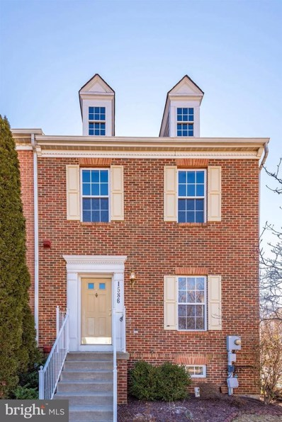 1586 Wheyfield Drive, Frederick, MD 21701 - #: MDFR277712