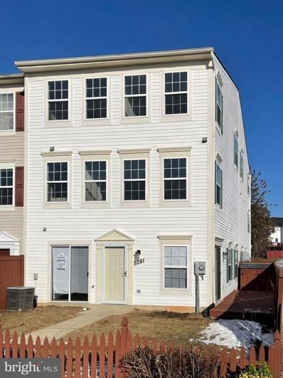 5081 Stapleton Terrace, Frederick, MD 21703 - #: MDFR277746