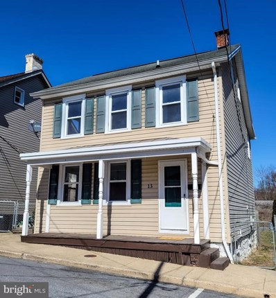 13 East Street, Thurmont, MD 21788 - #: MDFR277800