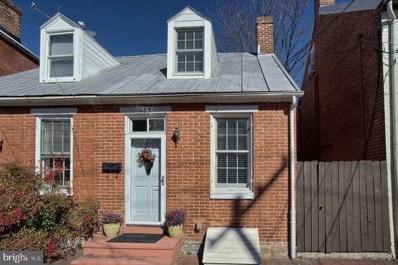 155 W All Saints Street, Frederick, MD 21701 - #: MDFR277904