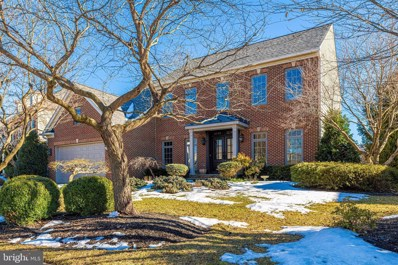 9107 Travener Circle, Frederick, MD 21704 - #: MDFR277980