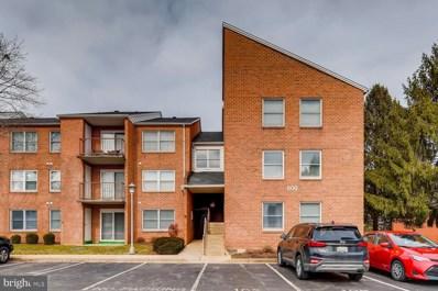 500 Chapel Court UNIT 213, Walkersville, MD 21793 - #: MDFR278220