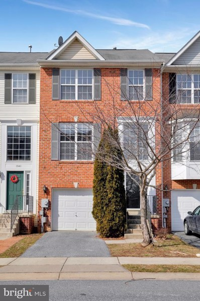 1943 Fieldstone Way, Frederick, MD 21702 - #: MDFR278556