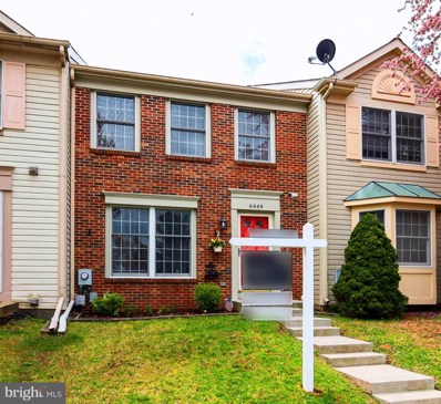 6449 Tarrington Court, Frederick, MD 21703 - #: MDFR280210