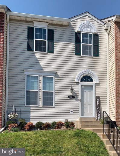 2411 Lakeside Drive, Frederick, MD 21702 - #: MDFR280218