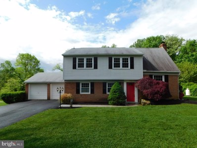 7510 Somerset Terrace, Frederick, MD 21702 - #: MDFR281938