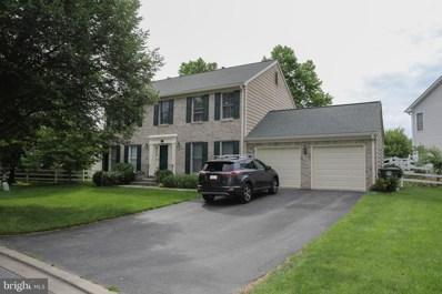 111 Rose Garden Way, Frederick, MD 21702 - #: MDFR284038