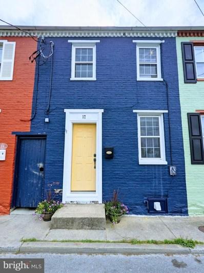 17 Degrange Street, Frederick, MD 21701 - #: MDFR284360