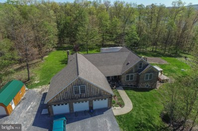 1865 Paradise Point Road, Oakland, MD 21550 - #: MDGA135242
