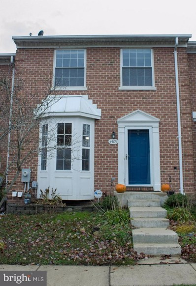 4405 Greenwich Court, Belcamp, MD 21017 - #: MDHR100600