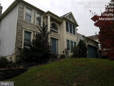 1206 Dulwich Lane, Bel Air, MD 21014 - #: MDHR100710