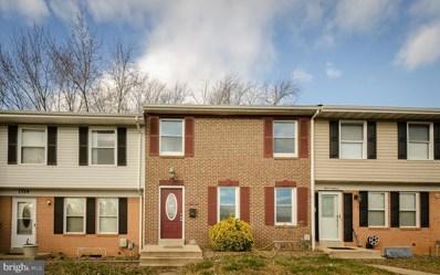 1516 Harford Square Drive, Edgewood, MD 21040 - #: MDHR136852