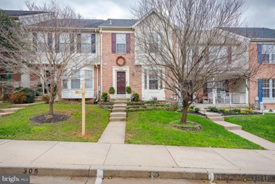 305 Quilting Way, Bel Air, MD 21015 - #: MDHR162076