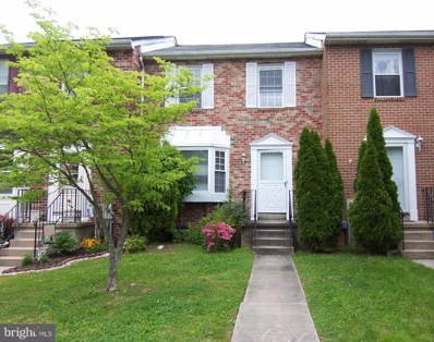 723 Clifton Terrace, Bel Air, MD 21015 - #: MDHR162510