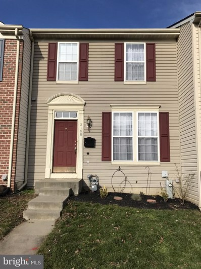 2158 Haven Oak Court, Abingdon, MD 21009 - MLS#: MDHR179766