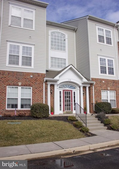 1110-C Spalding Drive UNIT C, Bel Air, MD 21014 - #: MDHR180652
