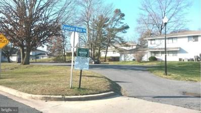 1701 Fountain Rock Way UNIT C, Edgewood, MD 21040 - #: MDHR2000108