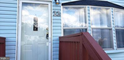 22 Reeds Run Rd. UNIT 22, Edgewood, MD 21040 - #: MDHR2000359