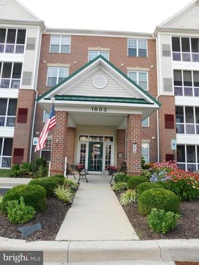 1603 Martha Court UNIT 101, Bel Air, MD 21015 - MLS#: MDHR2001788