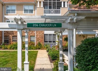 206 Chaucer Lane UNIT K, Bel Air, MD 21014 - #: MDHR2001824
