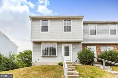 800 W Spring Meadow Court, Edgewood, MD 21040 - #: MDHR2002070