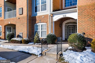 712 Kings Path UNIT 1-D, Bel Air, MD 21014 - #: MDHR202110
