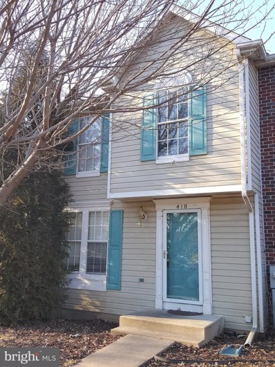 418 Ashton Lane, Abingdon, MD 21009 - #: MDHR222372
