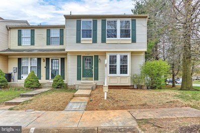 3347 Garrison Circle, Abingdon, MD 21009 - #: MDHR222408