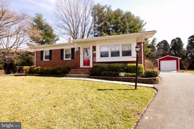 1601 Forest Valley Court, Forest Hill, MD 21050 - #: MDHR222732