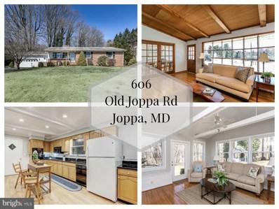606 Old Joppa Road, Joppa, MD 21085 - #: MDHR222938