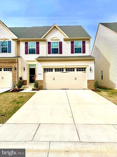 1865 Exton Drive, Fallston, MD 21047 - #: MDHR223148