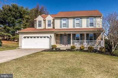 903 Hackberry Court, Bel Air, MD 21014 - #: MDHR223224