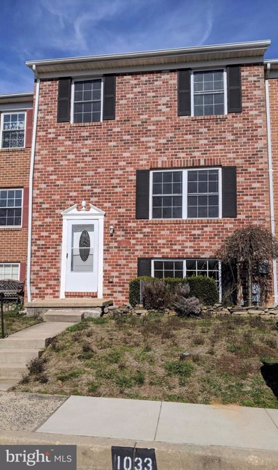 1033 Lake Front Drive, Edgewood, MD 21040 - #: MDHR229580