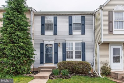 323 Delmar Court, Abingdon, MD 21009 - #: MDHR231580