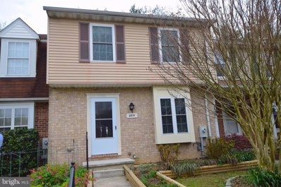 2819 Meredith Court, Abingdon, MD 21009 - #: MDHR231758