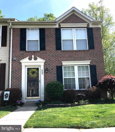 440 Foreland Garth, Abingdon, MD 21009 - #: MDHR231992