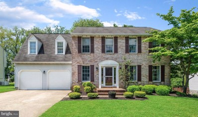 1311 Christopher Court, Bel Air, MD 21014 - #: MDHR233286