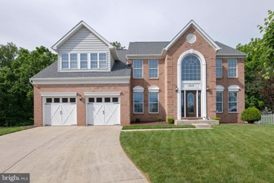 1212 Hickory Brook Court, Bel Air, MD 21014 - #: MDHR233472