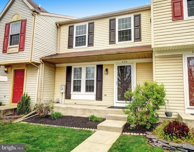 330 Delmar Court, Abingdon, MD 21009 - #: MDHR233498