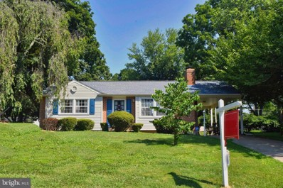 10 E Ring Factory Road, Bel Air, MD 21014 - MLS#: MDHR234410