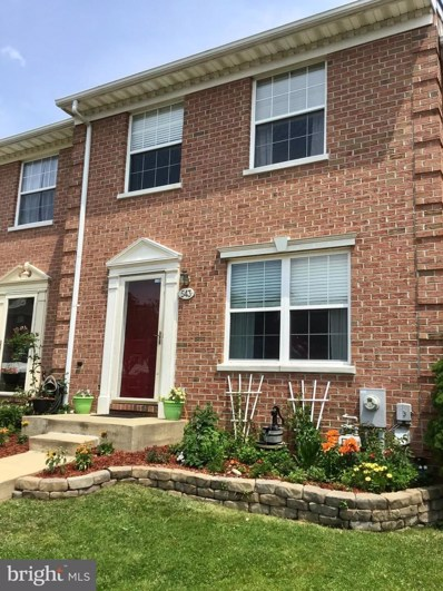 543 Doefield Court, Abingdon, MD 21009 - #: MDHR234434