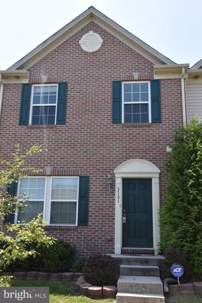 3101 Raking Leaf Drive, Abingdon, MD 21009 - #: MDHR235886